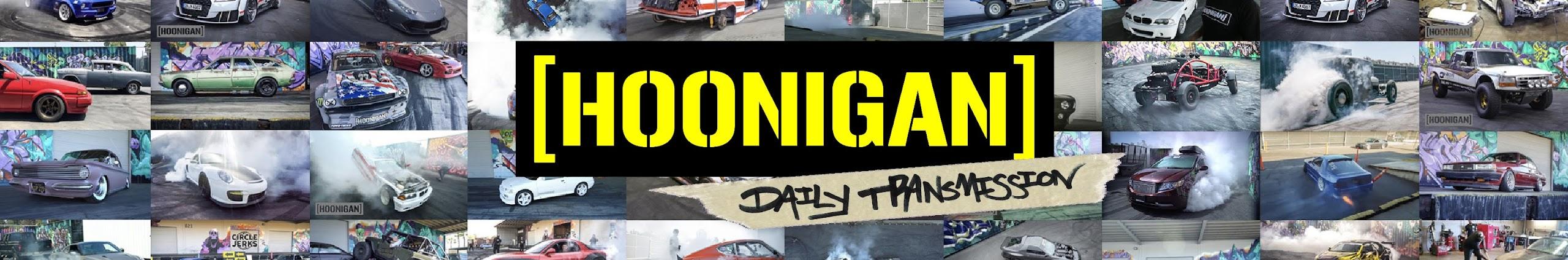 Hoonigan Mustang Transmission
